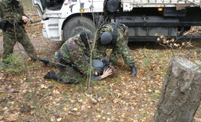 ВКалуге прошли учения: террористы нейтрализованы, заложники освобождены
