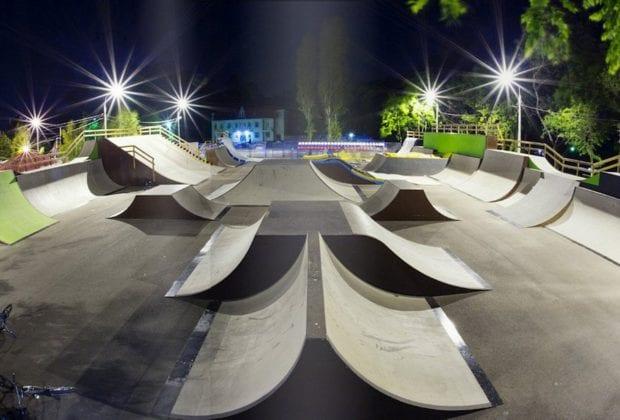 скейтпарк