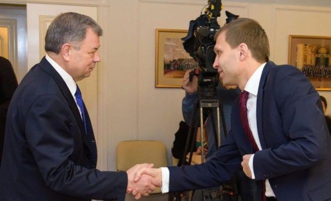 Лидеры России