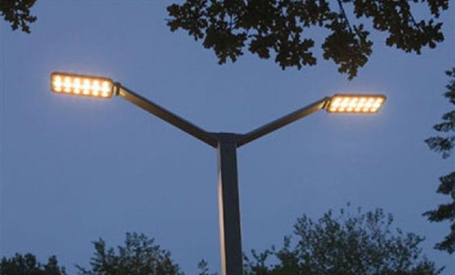 Калуга перейдет наинтеллектуальную систему освещения исветодиодные фонари