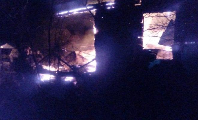 Две девушки сгорели вдачном доме вКалужской области