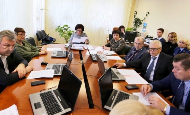 заседание депутатов Заксобрания