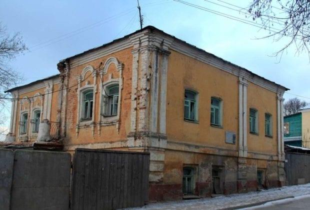 дом Малинина в Калуге