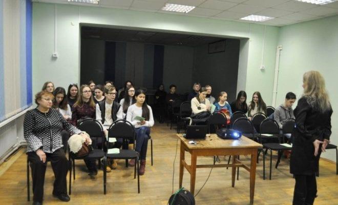 ВКалуге состоялся очередной кинопоказ работ молодых режиссеров