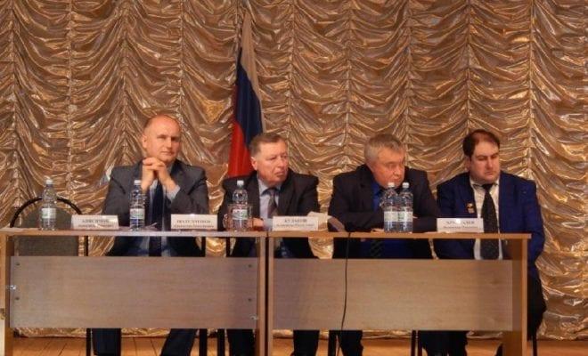 отчет в Ульяново