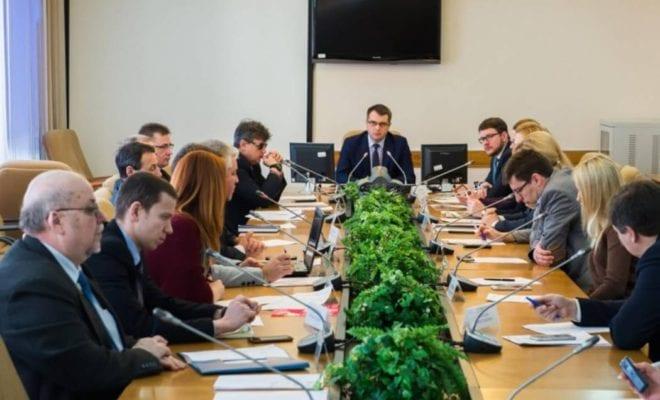 Заседание консультативного совета по развитию связи и телекоммуникаций