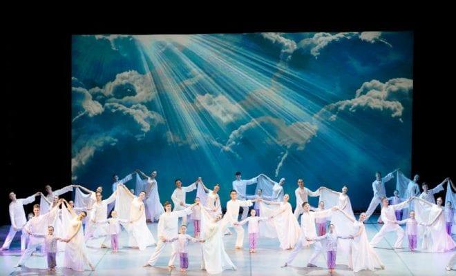 Эстрадный балет «Экситон» получил национальную премию детского июношеского танца «Весна священная»