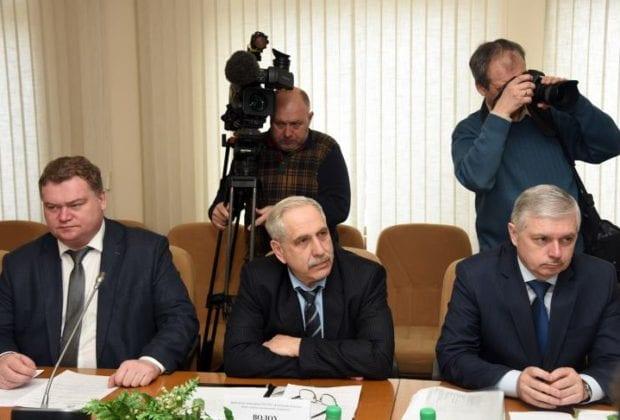 Заседание областной антинаркотической комиссии