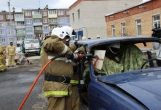 Конкурс спасателей