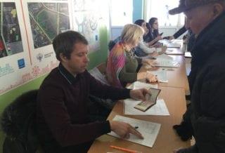 выборы в обнинске
