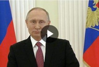 Обращение Путина к россиянам