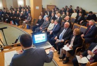 Собрание Регионального объединения работодателей «Союз промышленников и предпринимателей Калужской области»
