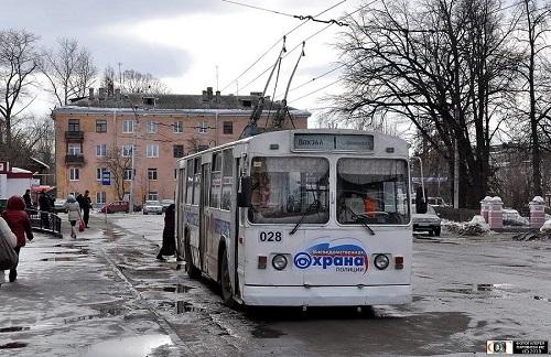 проблема калужского троллейбуса