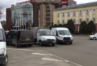 ДТП на Московской