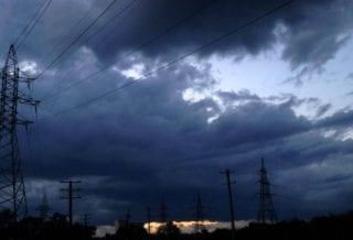 Ураган в Калужской области