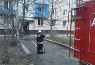 Пожар на Дубраве