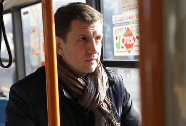 Разумовский управление троллейбуса