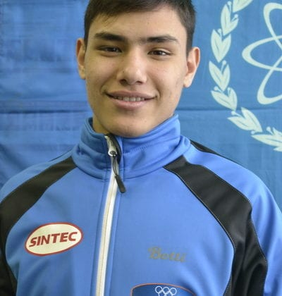 Никита Севостьянов обнинский боксер