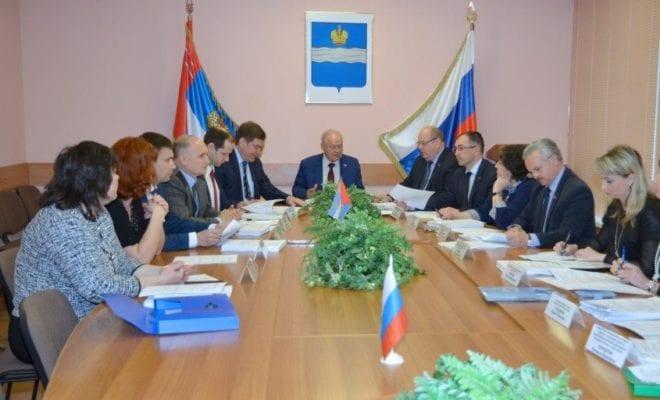 Комиссия по проведению конкурса на замещение должности городского головы Калуги