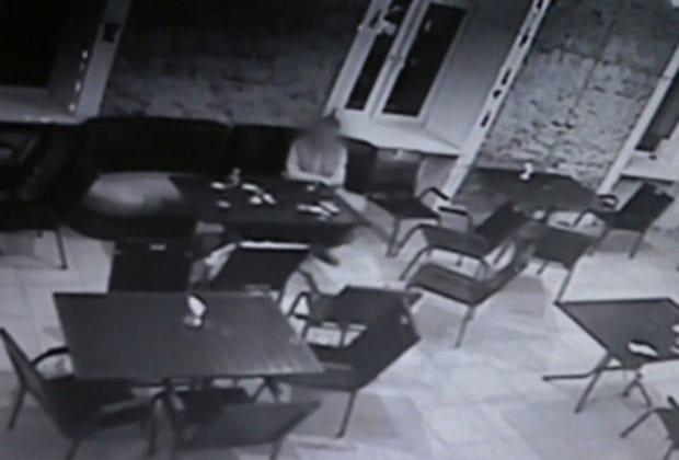 Кафе кража