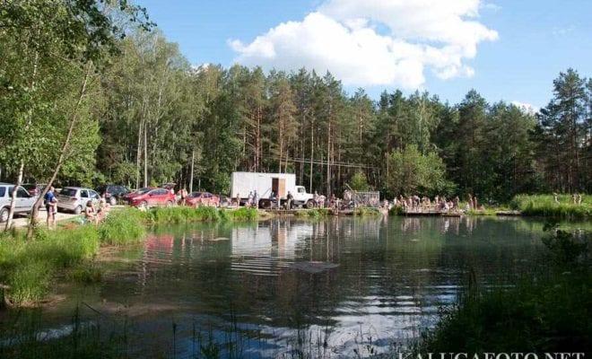 Сероводородные озера