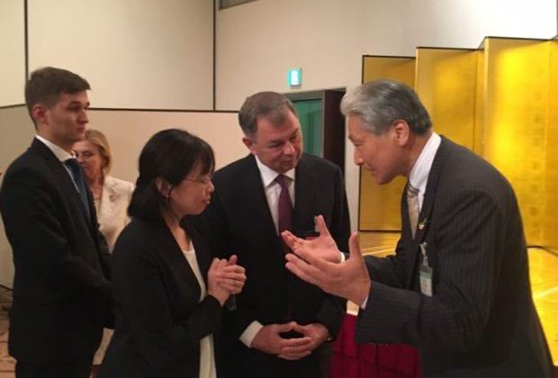 губернатор в Японии