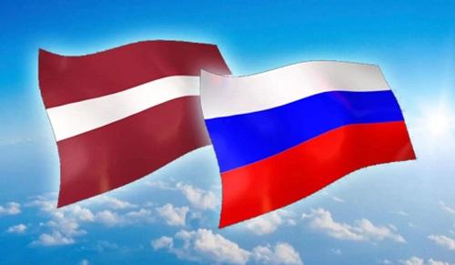 Флаги Австрии и России
