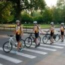 дети велосипедисты