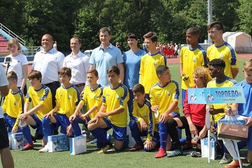 Футбол в Калуге