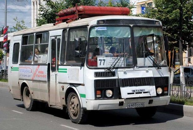 77 автобус