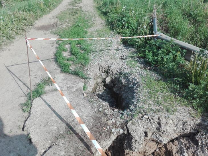 Калужские активисты ОНФ добились обеспечения дорожного сообщения с деревней Казарь
