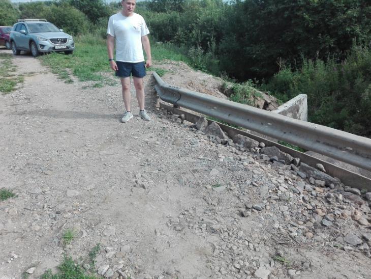 Отремонтированная дорога