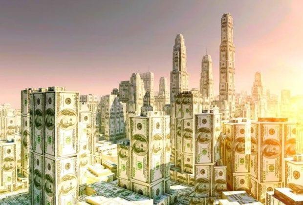 Город из денег