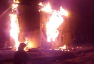 пожар в малоярославце
