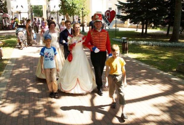 Двухсотлетний юбилей Центрального парка культуры и отдыха