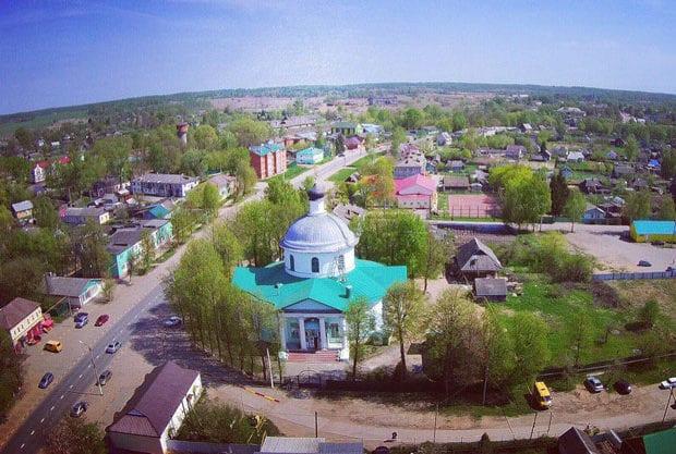 Спас Деменск