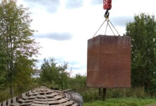 Ремонт башни