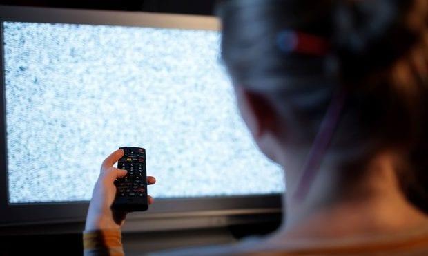 Отключение аналогового телевидения