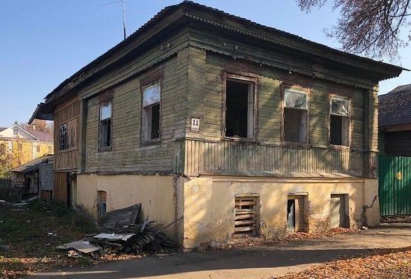 Дом в Боровске
