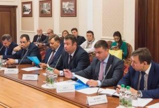 Заседании рабочей группы по обеспечению надежного электроснабжения