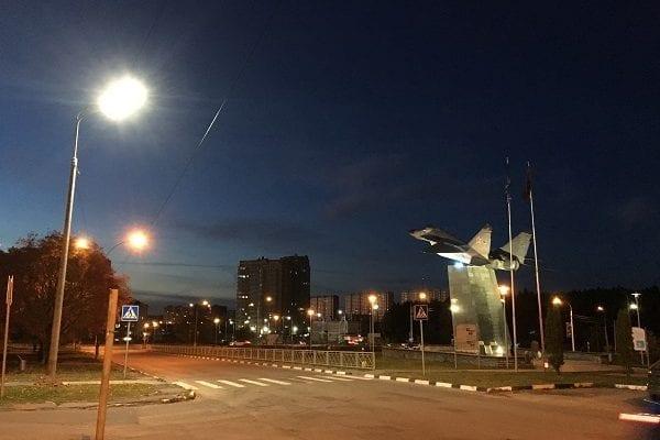 Освещение в Обнинске