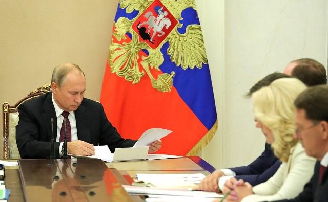 Путин заявил о убыточности пенсионной реформы