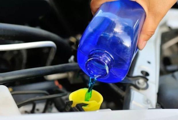 Стеклоочистительная жидкость