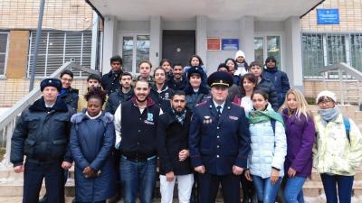Иностранные студенты Обнинск