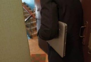 Кража ноутбука