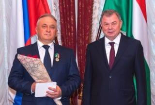 Владимир Терешин и Анатолий Артамонов