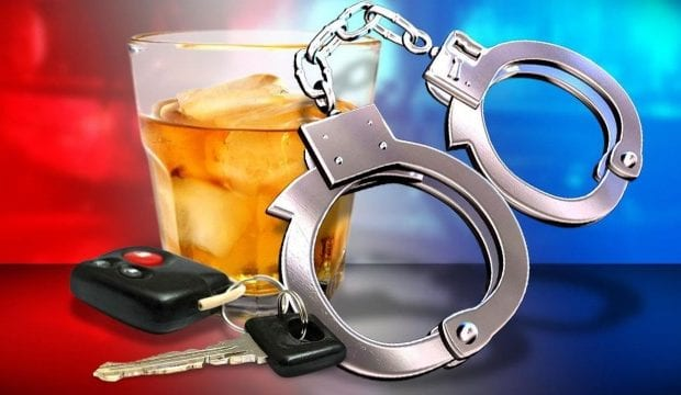 Наказание за пьяное вождение