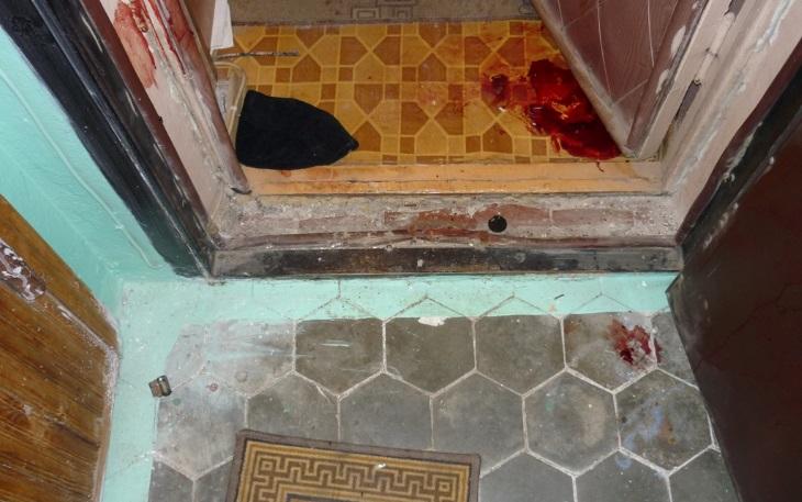 Резня в Калуге закончилась гибелью двух мужчин, ещё двое ранены