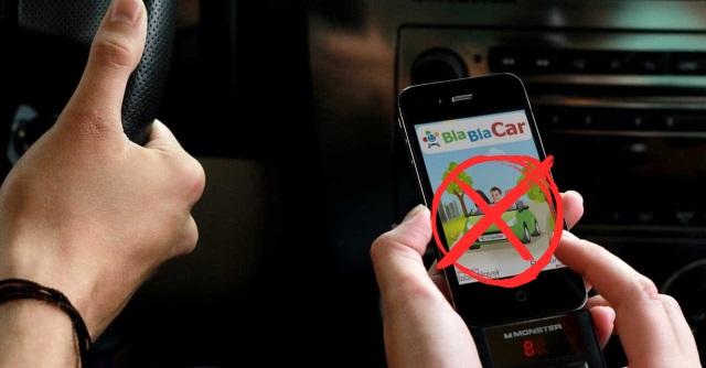 Сервис BlaBlaCar требуют запретить