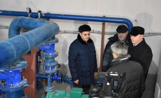 Подача воды в Жилетово